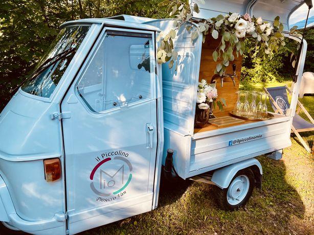 Prosecco Van / bar mobilny / Ape Piaggio 50 WYNAJEM!