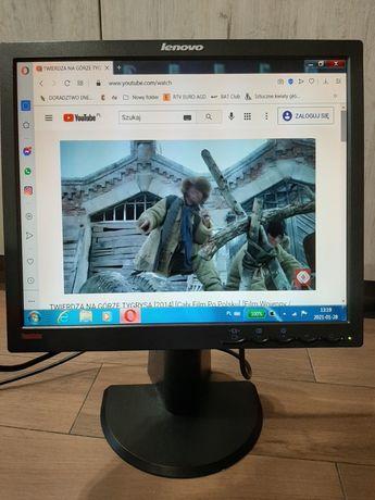 Monitor Lenovo ThinkVision 17'' z pivotem