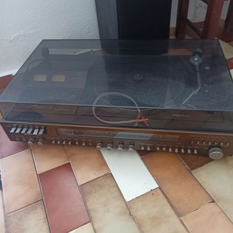 Gira discos vintage
