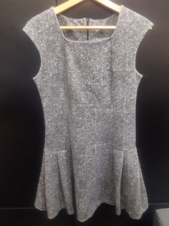 Платье короткое, коротка сукня, розмір L