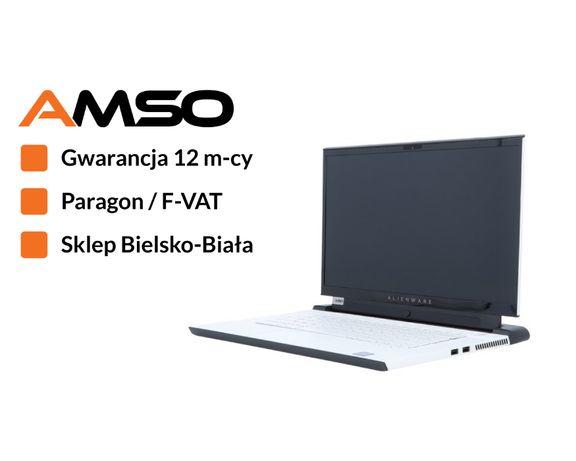 Laptop gamingowy Alienware M15 R2 grafika Nvidia Gwarancja 12 msc