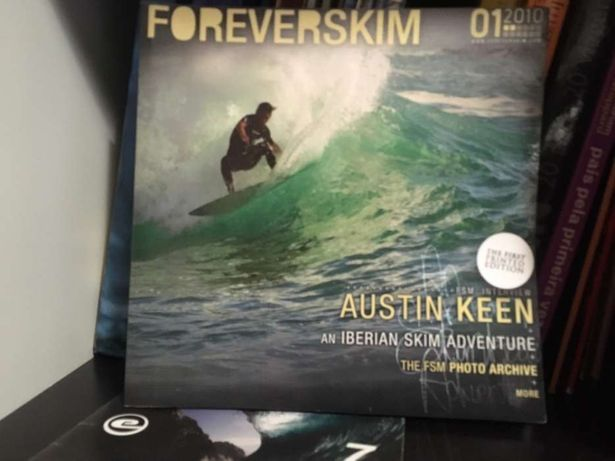 ForeverSkim Mag first edition
