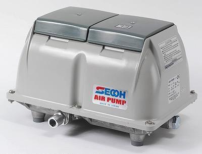 Воздуходувка мембранная SECOH EL-S-250W
