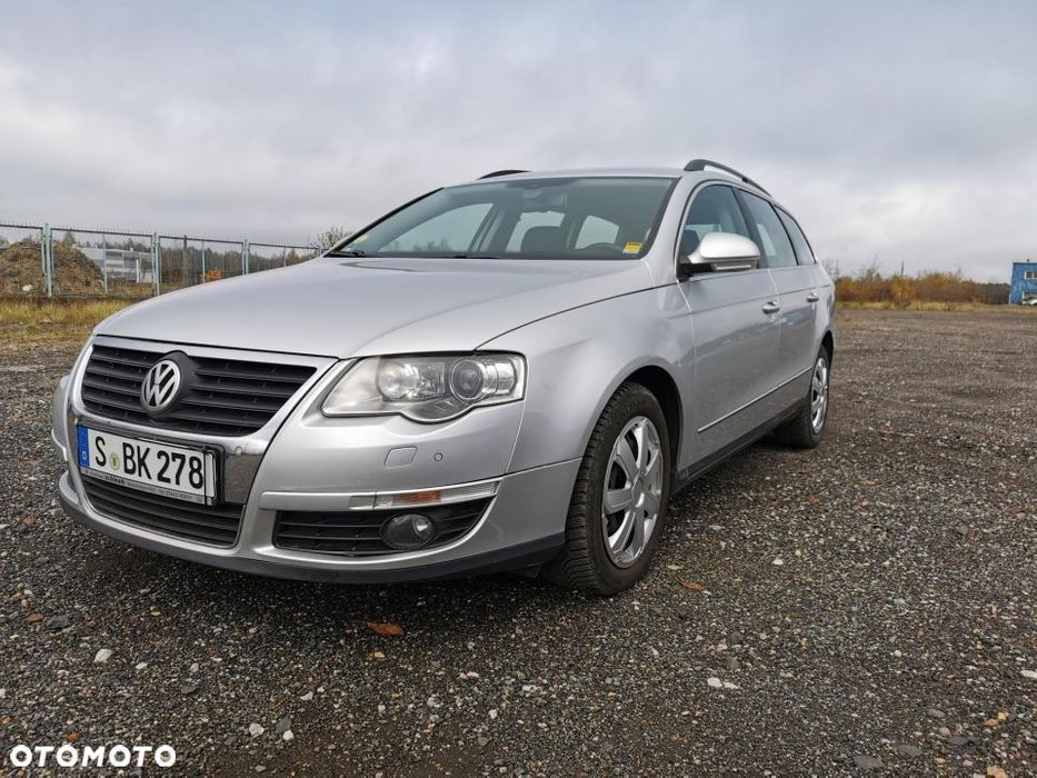 Volkswagen Passat Bi Xenon,Navi,Opłacony,Bezwypadkowy Тарасовка - изображение 1