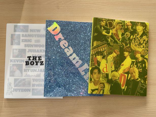 The boyz - Dreamlike album