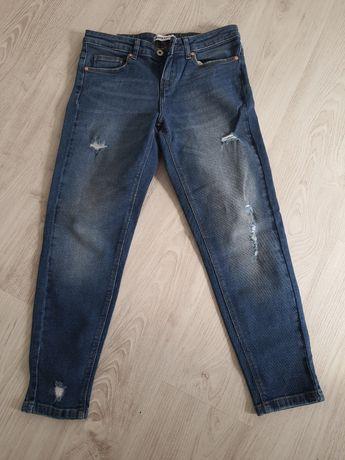 Spodnie damskie cropp S