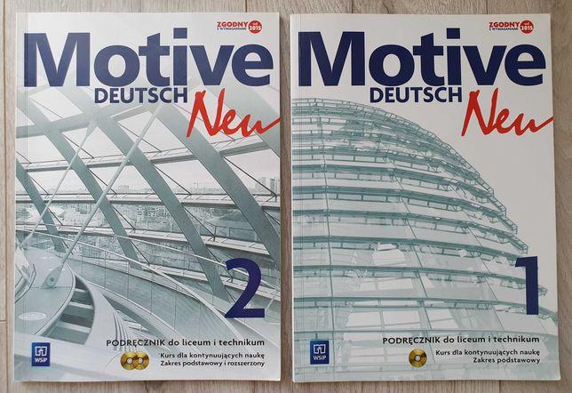 Motive Deutsch Neu 1 i 2 - podręcznik