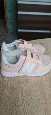 buciki adidasy new balance 29 róż