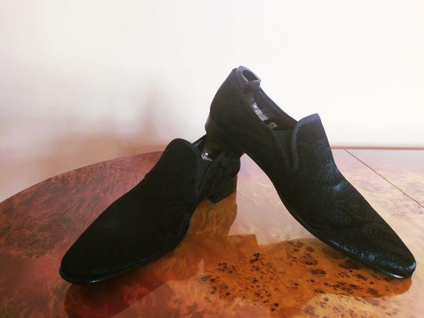 Mezlan мужские туфли классика 41-42р