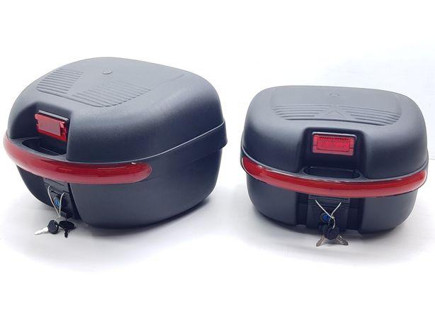 Кейс кофр для мопеда  на 20 и 15 литров