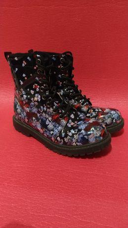 Buty na zimę dla dziewczynki
