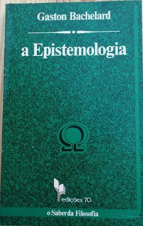 a epistemologia, gaston bachelard, edições 70