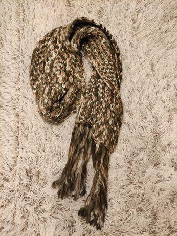 Szaliki/kominy zimowe 8 sztuk
