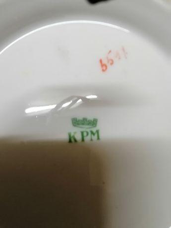 Porcelana kpm 7 części