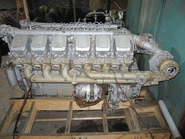 Двигатель ЯМЗ-240НМ2-1 500л.с БЕЛАЗ с турбоннадувом 240НМ2-1000186