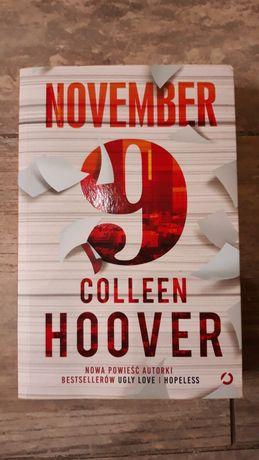 Książka November 9