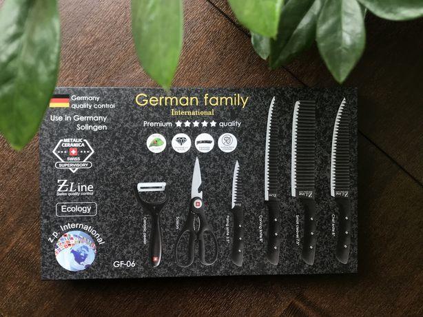 Новий набір ножиків German family