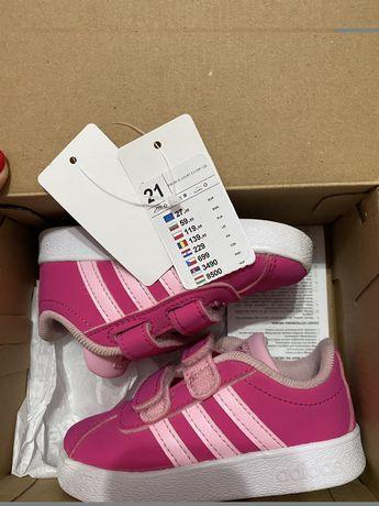 Byty dla dziewczynki Adidas r. 21