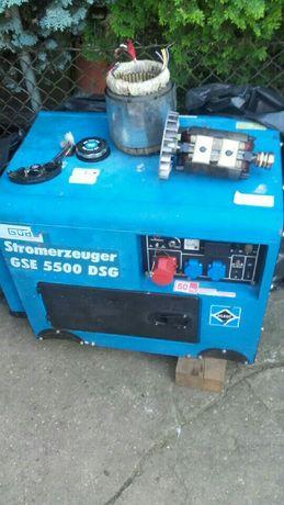 Agregat 3 fazowy diesel