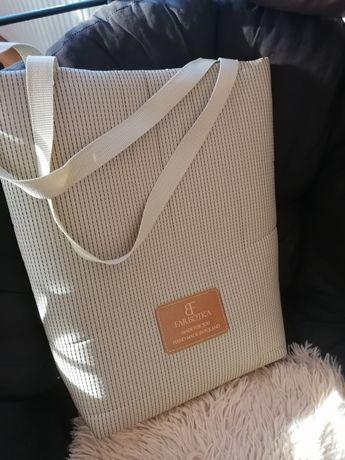 Torebka torba Farbotka shopperka