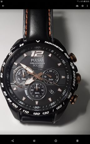 Pulsar Chronograph Solar