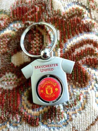 Brelok oryginalny Manchester United Manchesteru tani okazja