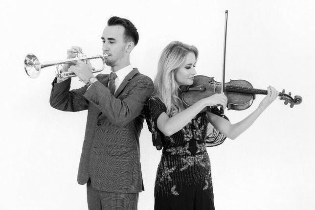 Profesjonalna oprawa muzyczna pogrzebu  skrzypce, trąbka na pogrzeb