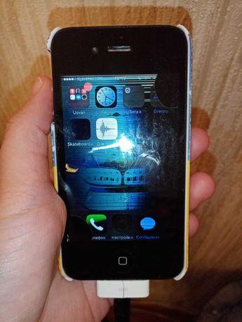 Продам телефон айфон 4с