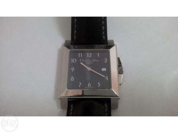 Relógio Christian Dior, pouco uso.