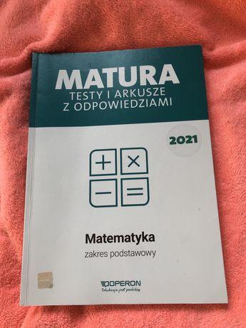 Matura matematyka 2021 operon
