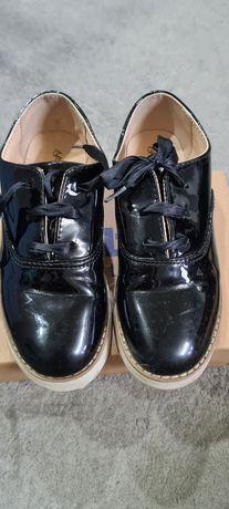 Sapatos menina pretos