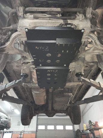 Osłona podwozia Silnika Jeep Grand cherokee Wk