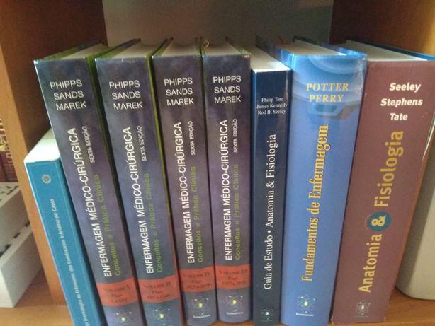 Livro manual anatomia e fisiologia seeley enfermagem