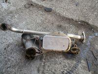 Opel podstawa obudowa filtra oleju chłodniczka komplet