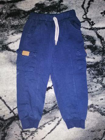 Spodnie bojówki chłopiec 98/104