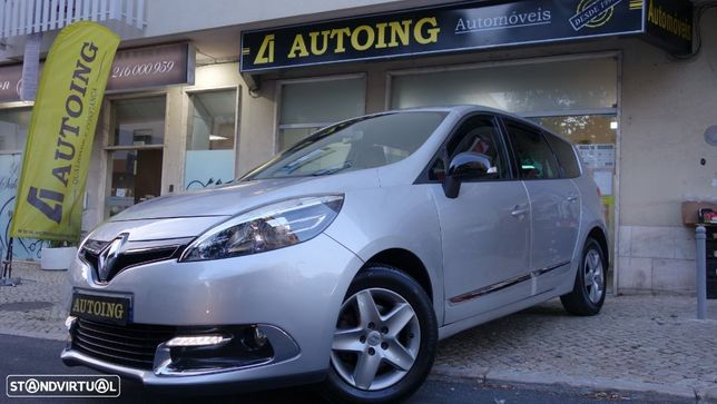 Renault Grand Scénic 1.5 dCi Luxe SS