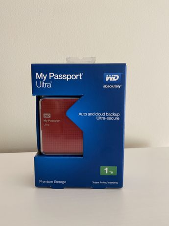 Disco externo 1Tb USB 3.0 - NOVO