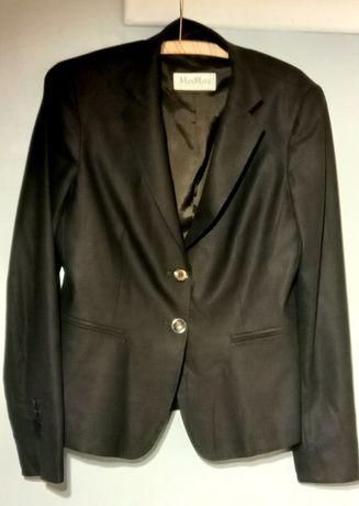 Max Mara пиджак, шерстяной пиджак, кашемир, шелк, піджак