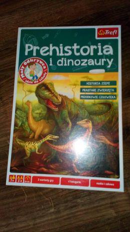 Trefl gra prehistoria   i dinozaury