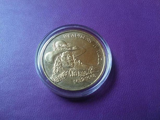 2 zł moneta NG Władysław IV Waza 1999