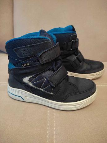 Ботинки зимние Ecco Urban (ессо,Экко) gore-tex размер 33