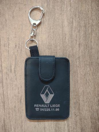 Oryginalne etui na kartę / pilot / kluczyk Renault, Łódź !!!