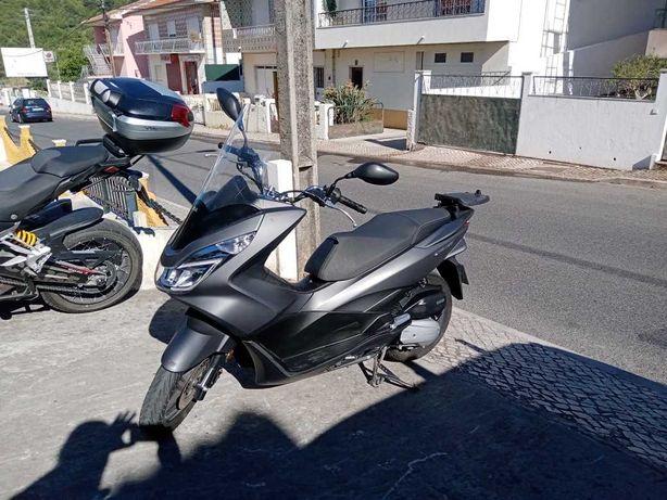 Honda Pcx125 como nova