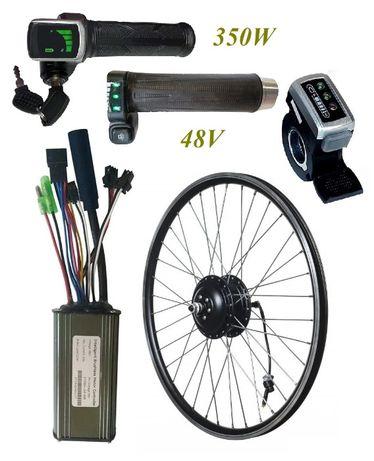 Комплект для электровелосипеда 48В, 350Вт, MXUS 07,08 легкий, экономны
