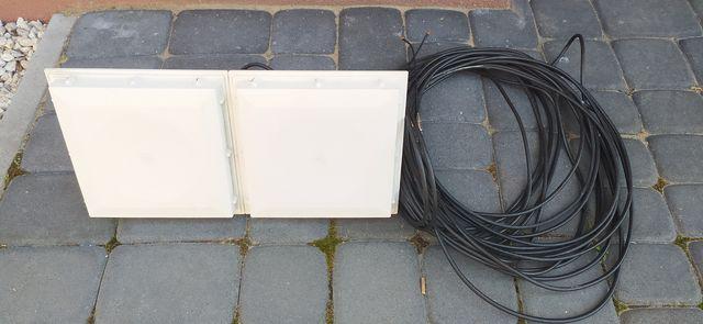 Antena do Internetu mobilnego 3G 4G/LTE Cybertech Dualna 15dBi