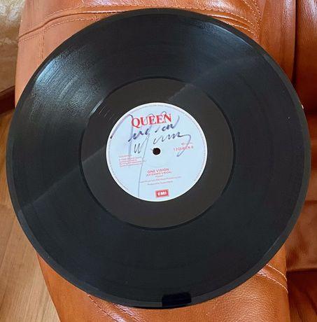 РАРИТЕТ! Автограф Фредди Меркьюри (Freddie Mercury) + БОНУС!!!