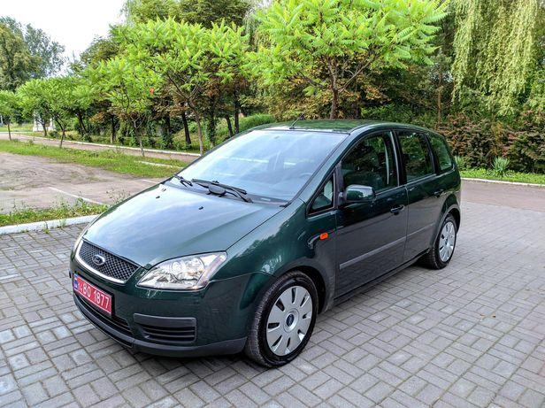 Свіжопригнаний - FORD C-MAX 1.8 бензин 2004р - 177тис.км -