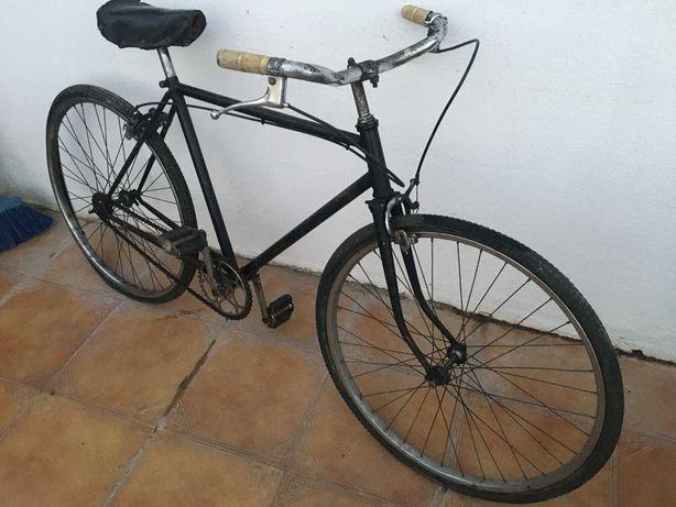 Bicicleta vilar antiga roda 24