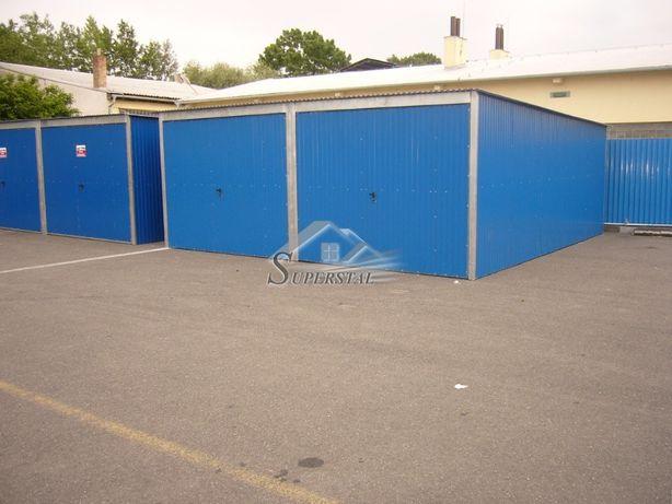 Garaż blaszany akrylowy 6 x 5,5 - I gatunek