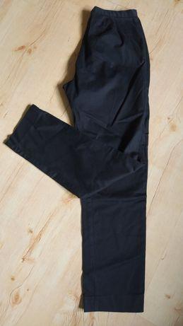 Eleganckie spodnie typu proste r 38